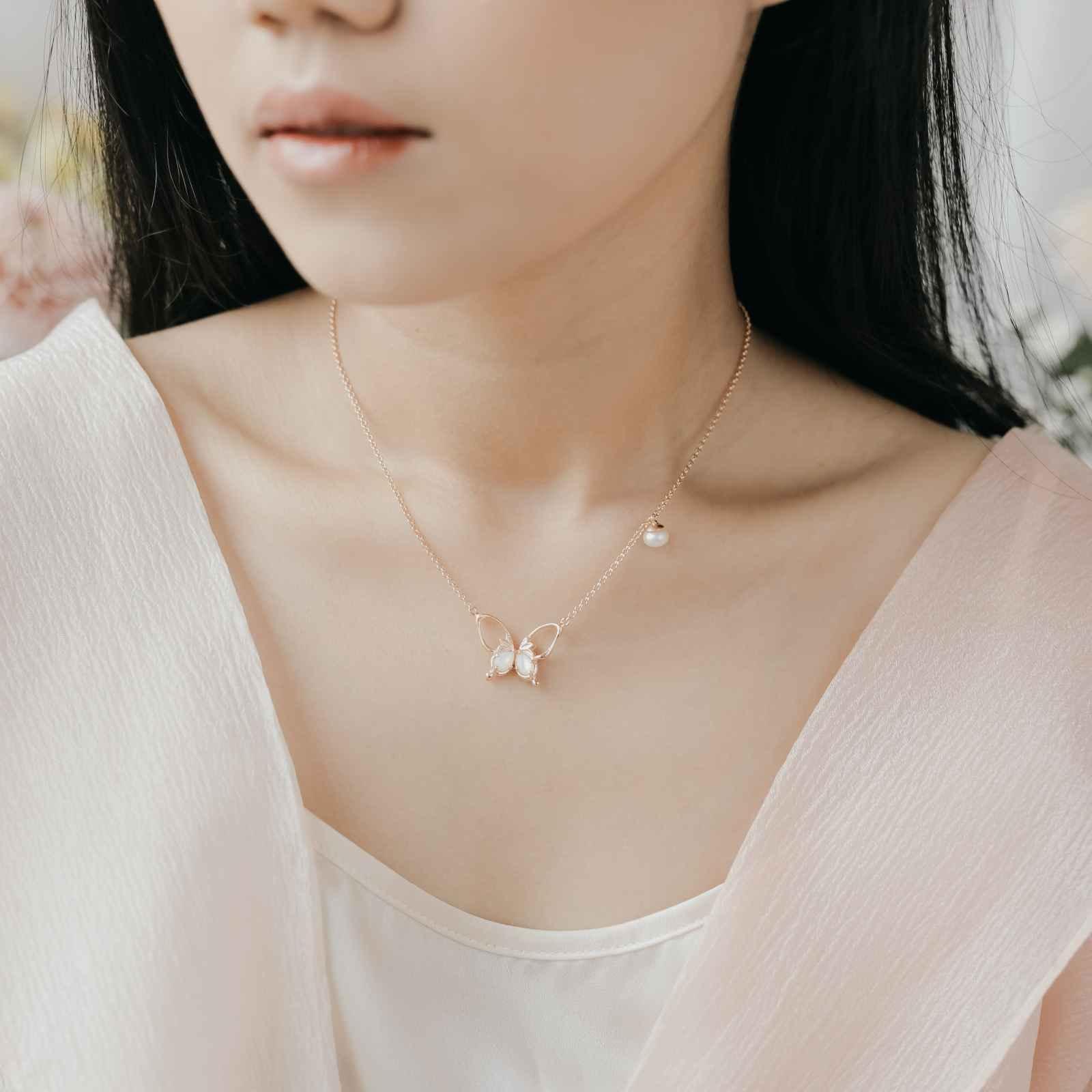 Kupu Necklace