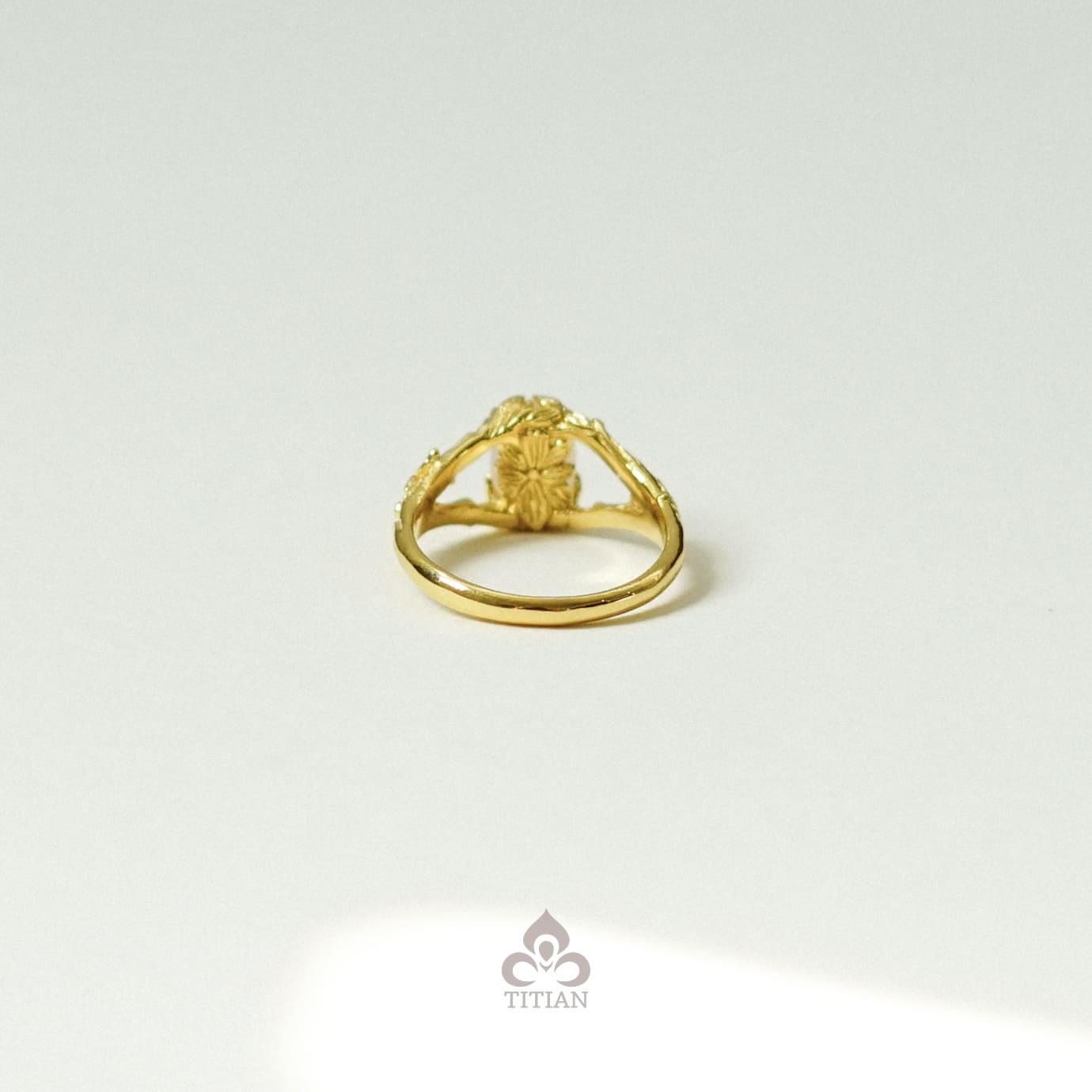 Mega Ring Gold