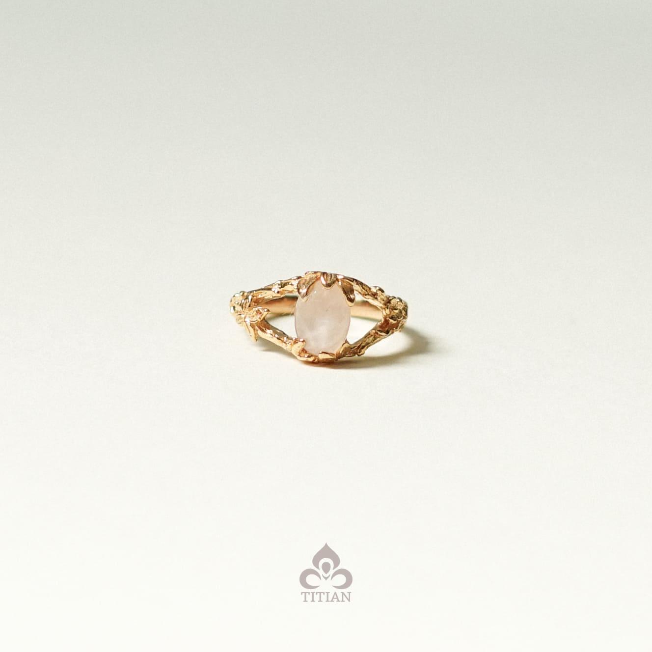 Mega Ring Rose Gold
