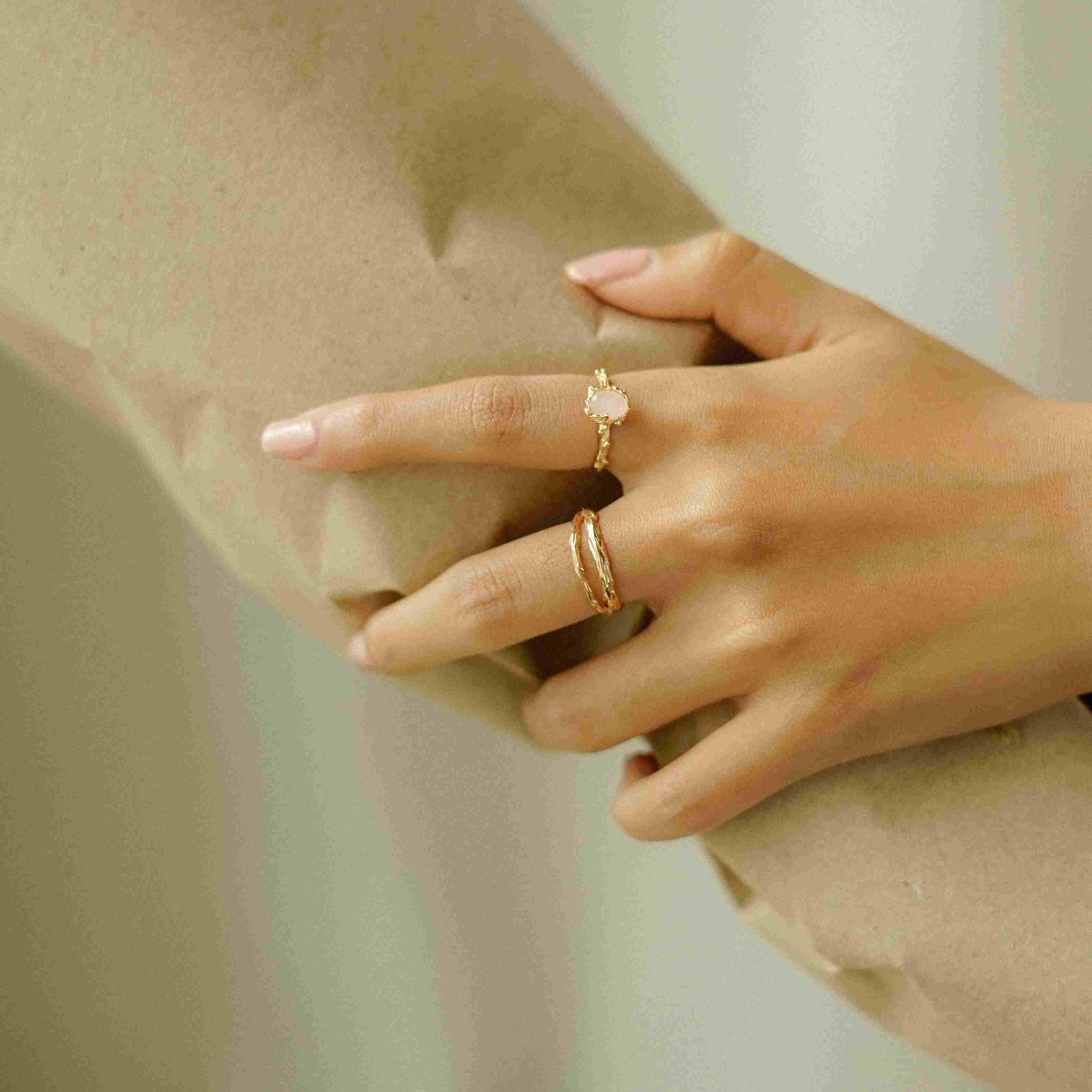 Mita Ring Gold