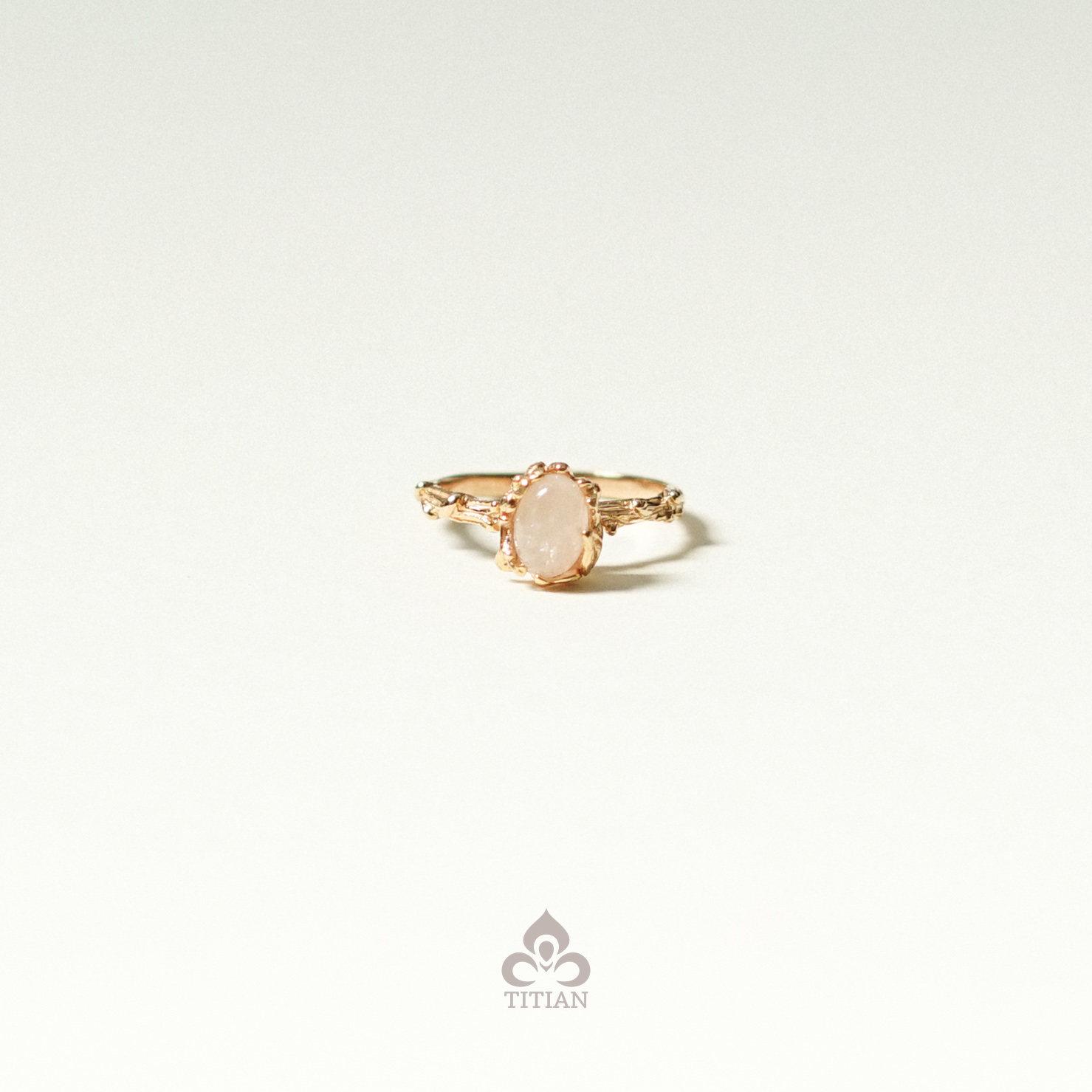 Mita Ring Rose Gold