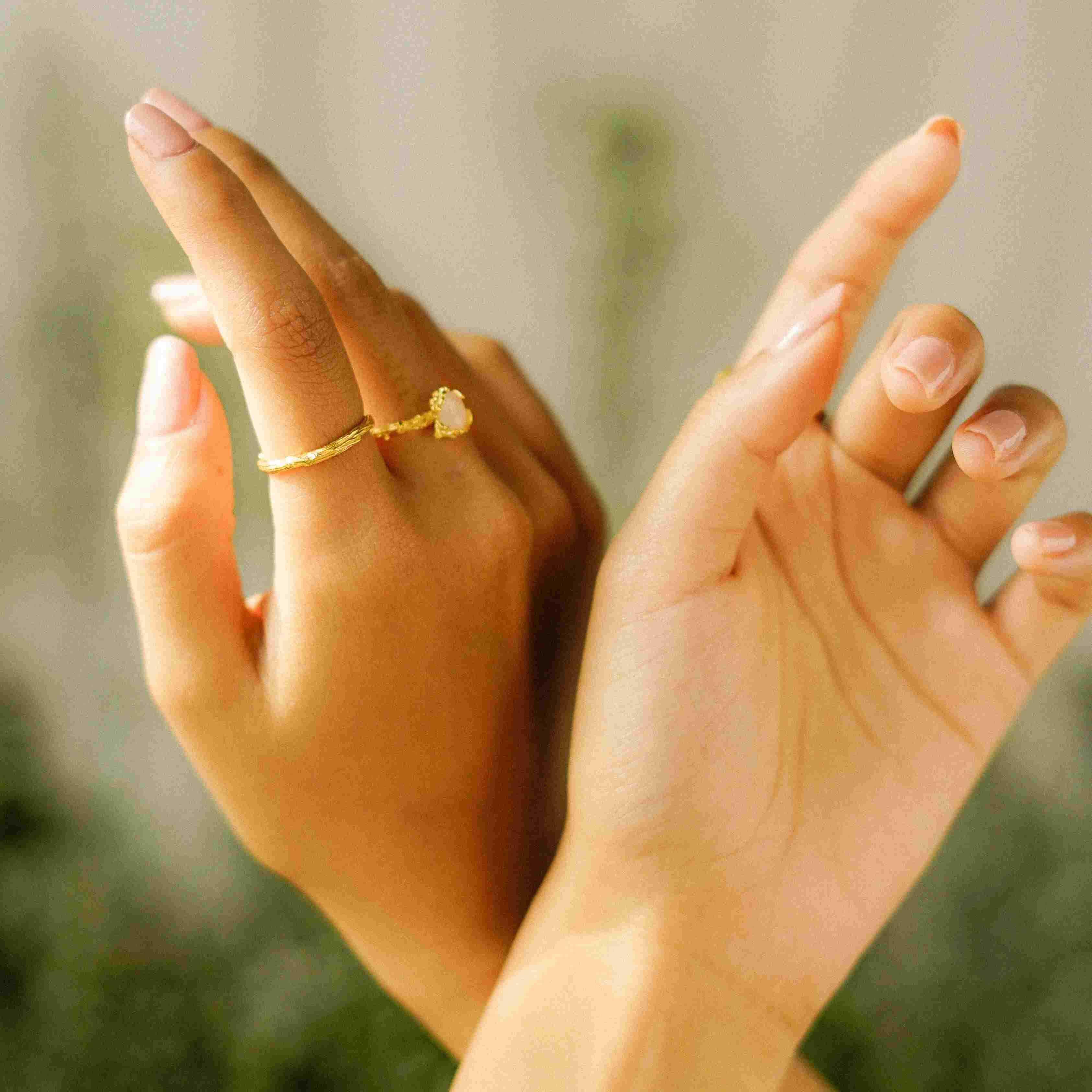 Nala Ring Gold